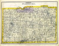 Pembroke, Genesee County 1876